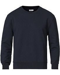 Gustaf Cotton Sweatshirt Navy