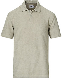 Alfons Terry Polo Light Grey