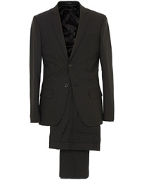 Rick Cool Wool Suit Black