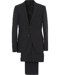 Rick Cool Wool Suit Dark Navy