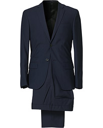 Rick Cool Wool Suit Hope Blue