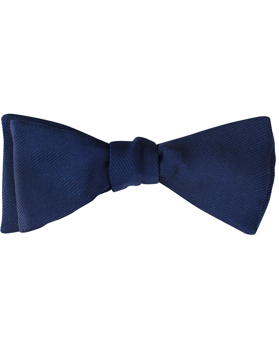 Blue Pique bow tie  Gant  Gensere - Herreklær er billig