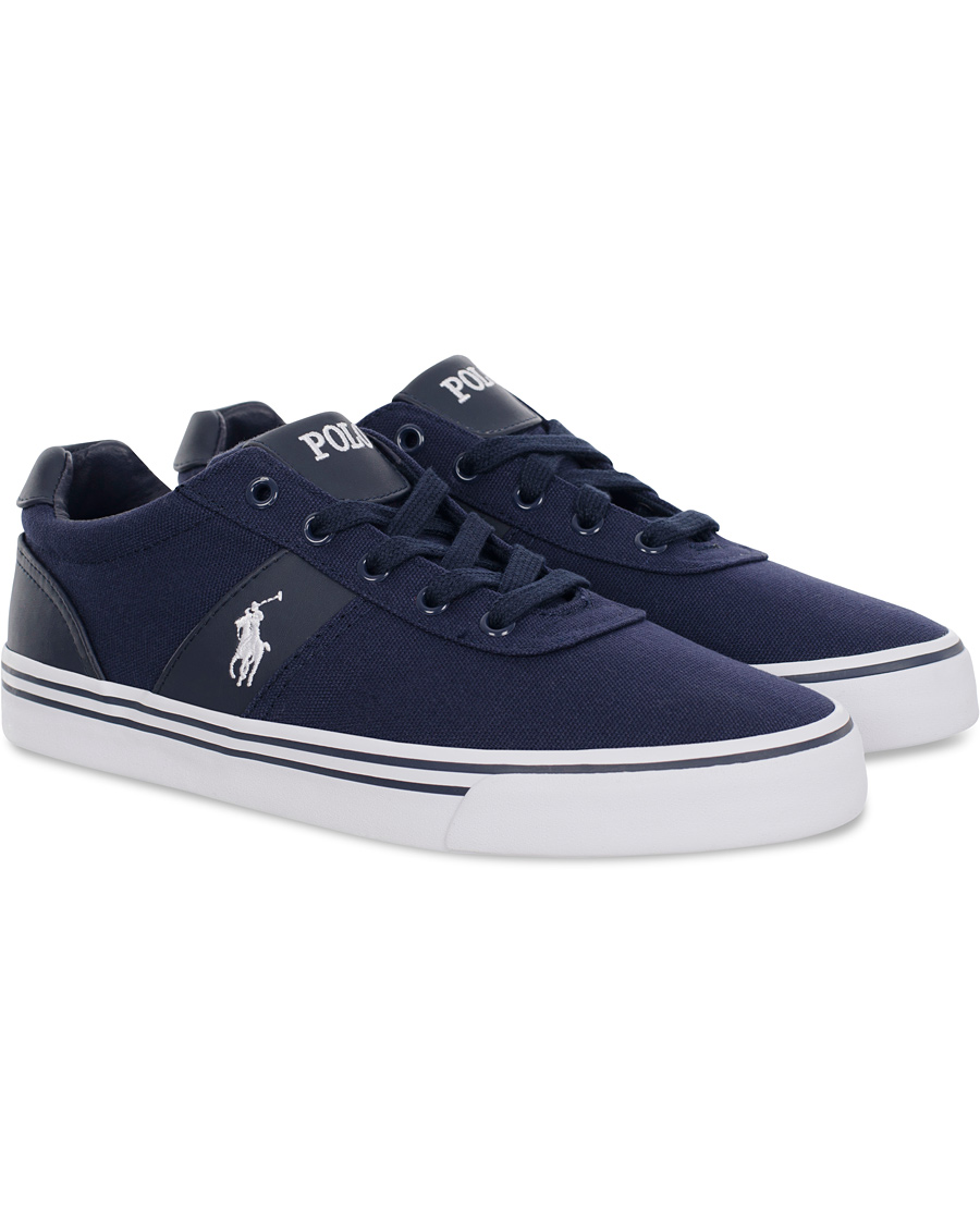 Polo Ralph Lauren Hanford Sneaker Newport Navy hos CareOfCarl.no