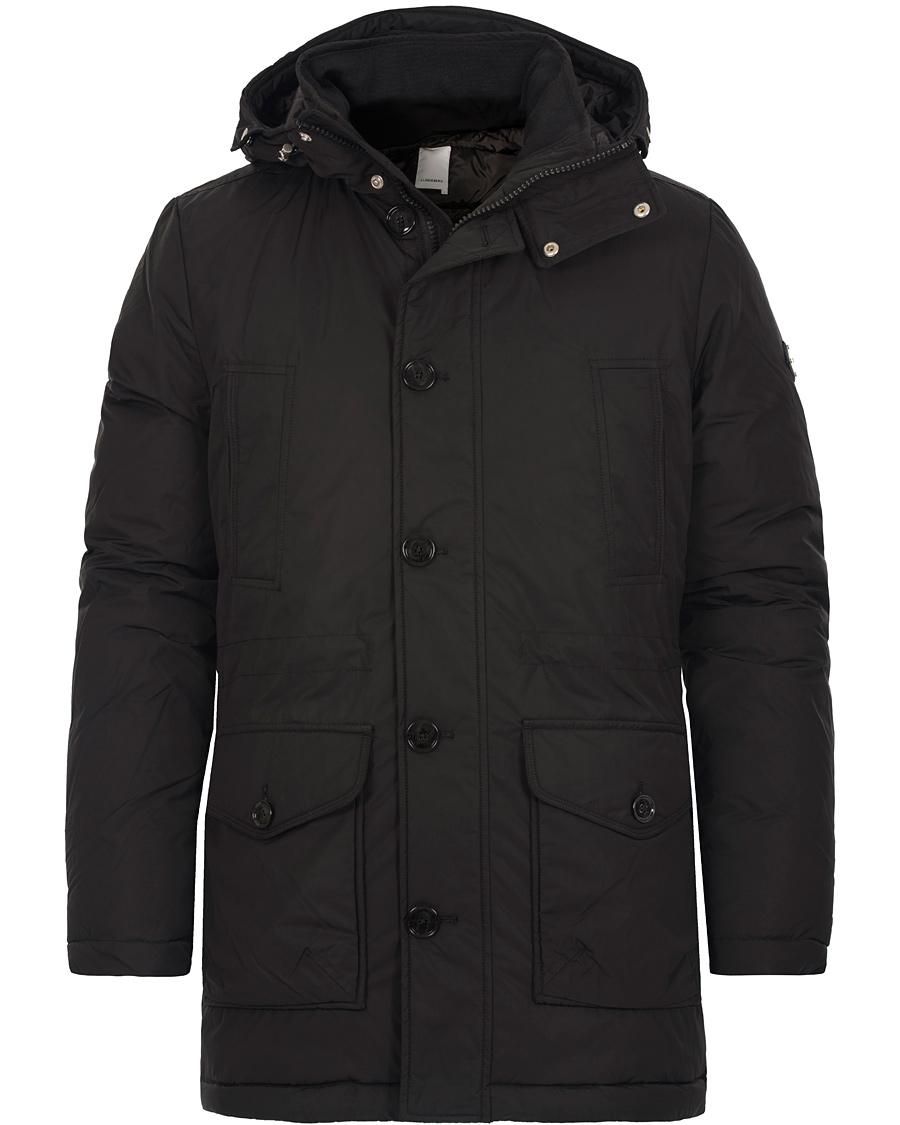 Fabriksnye J.Lindeberg Odin 47 Dressed Poly Jacket Black hos CareOfCarl.no XK-96