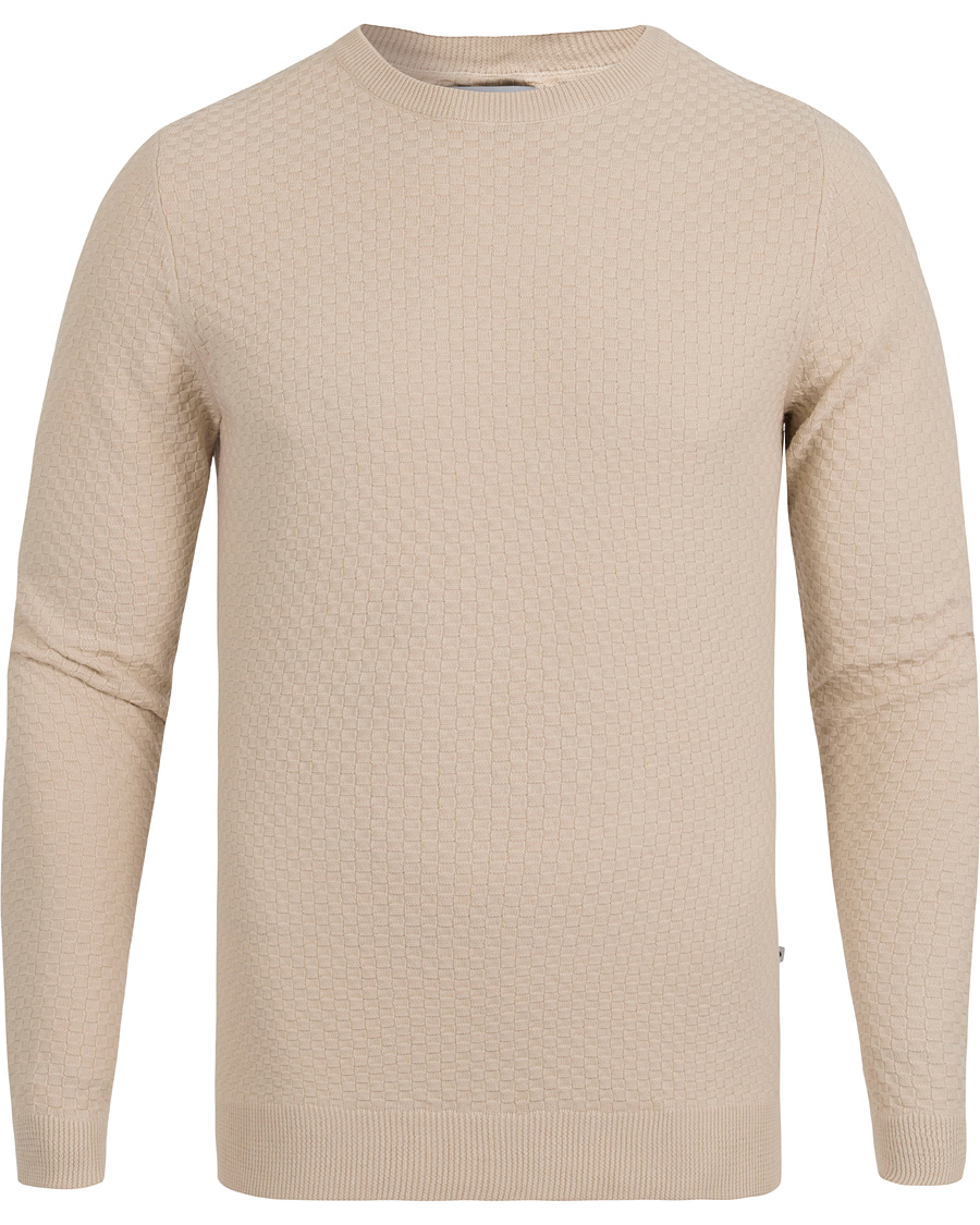 NN07 Albert Cotton Sweater Kit hos CareOfCarl.no