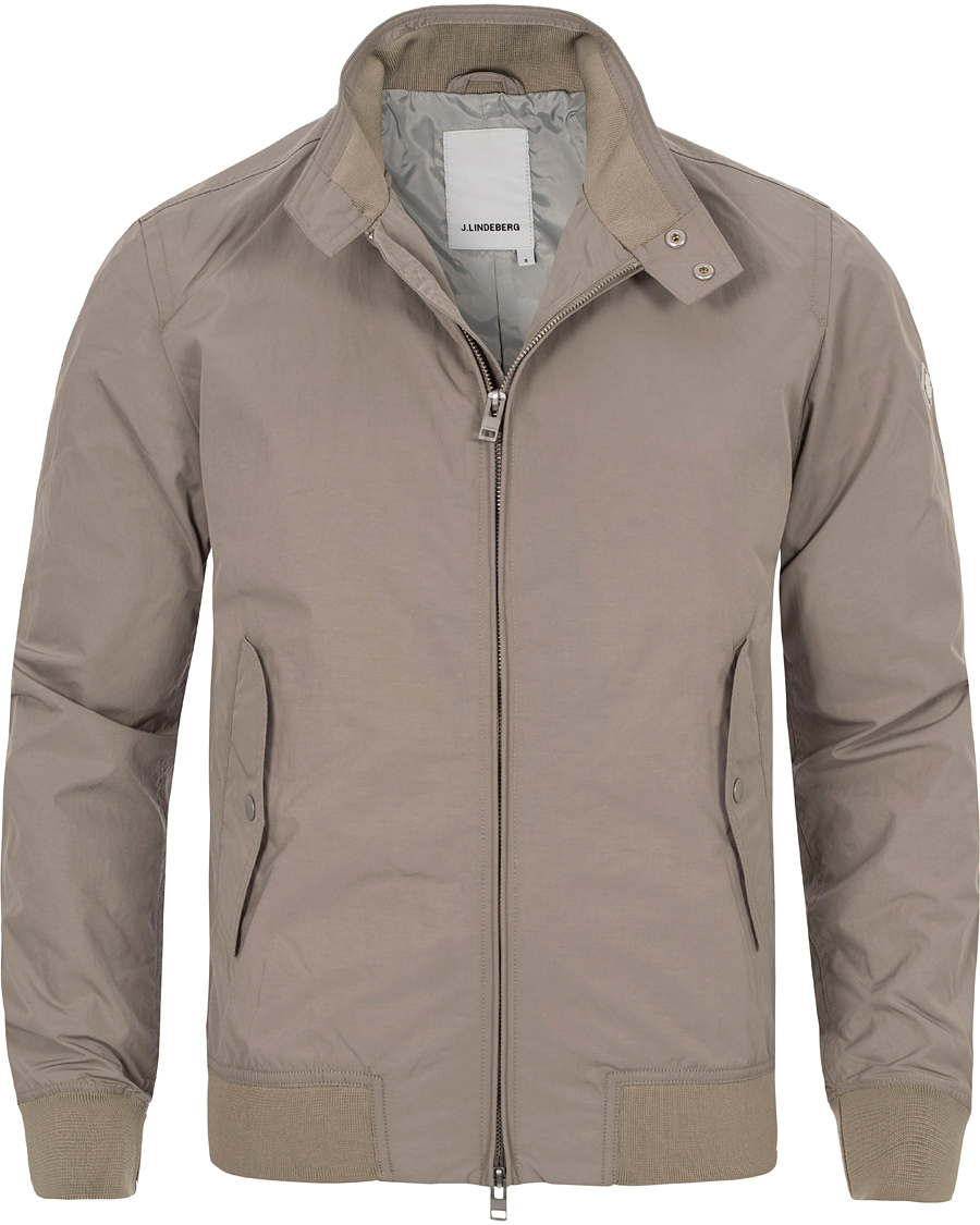 Populære J.Lindeberg Travis 62 Sports Nylon Jacket Beige hos CareOfCarl.no JQ-13