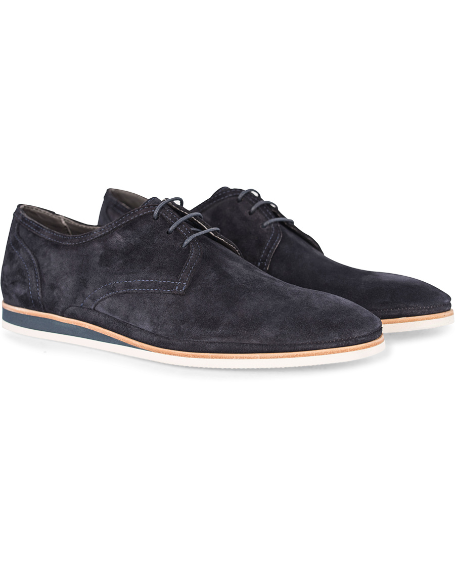 BOSS Ecleder Sneaker Dark Blue hos CareOfCarl.no