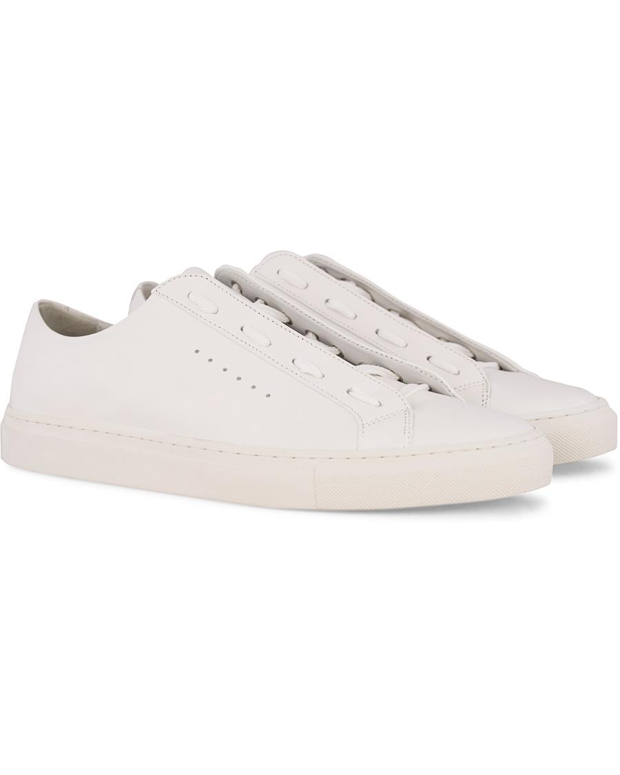 Filippa K Morgan Low Top Sneaker White hos CareOfCarl.no