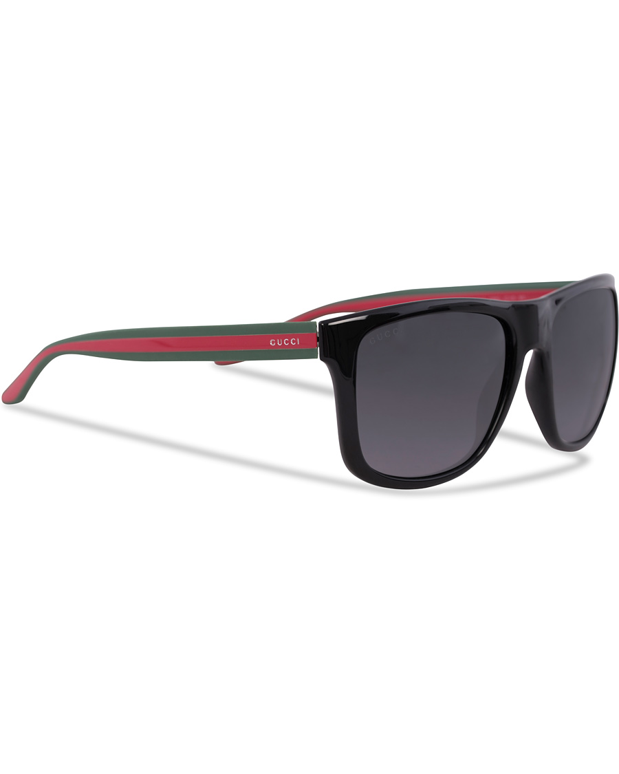 cfecc3fe19a1 Gucci GG 1118 S Sunglasses Black hos CareOfCarl.no