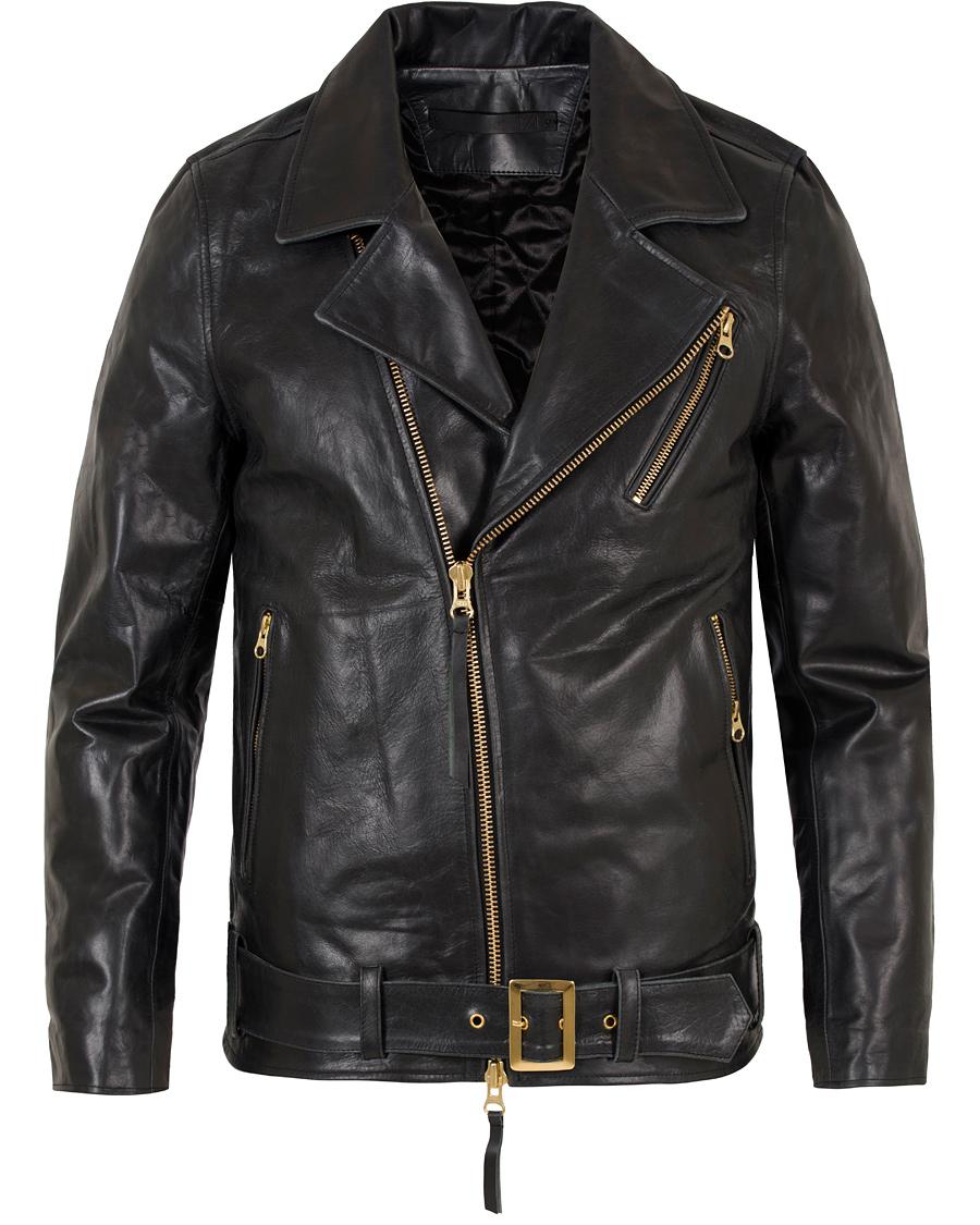 2a1beaf3 Tiger of Sweden Jeans Hellish Leather Jacket Black hos CareOfCarl