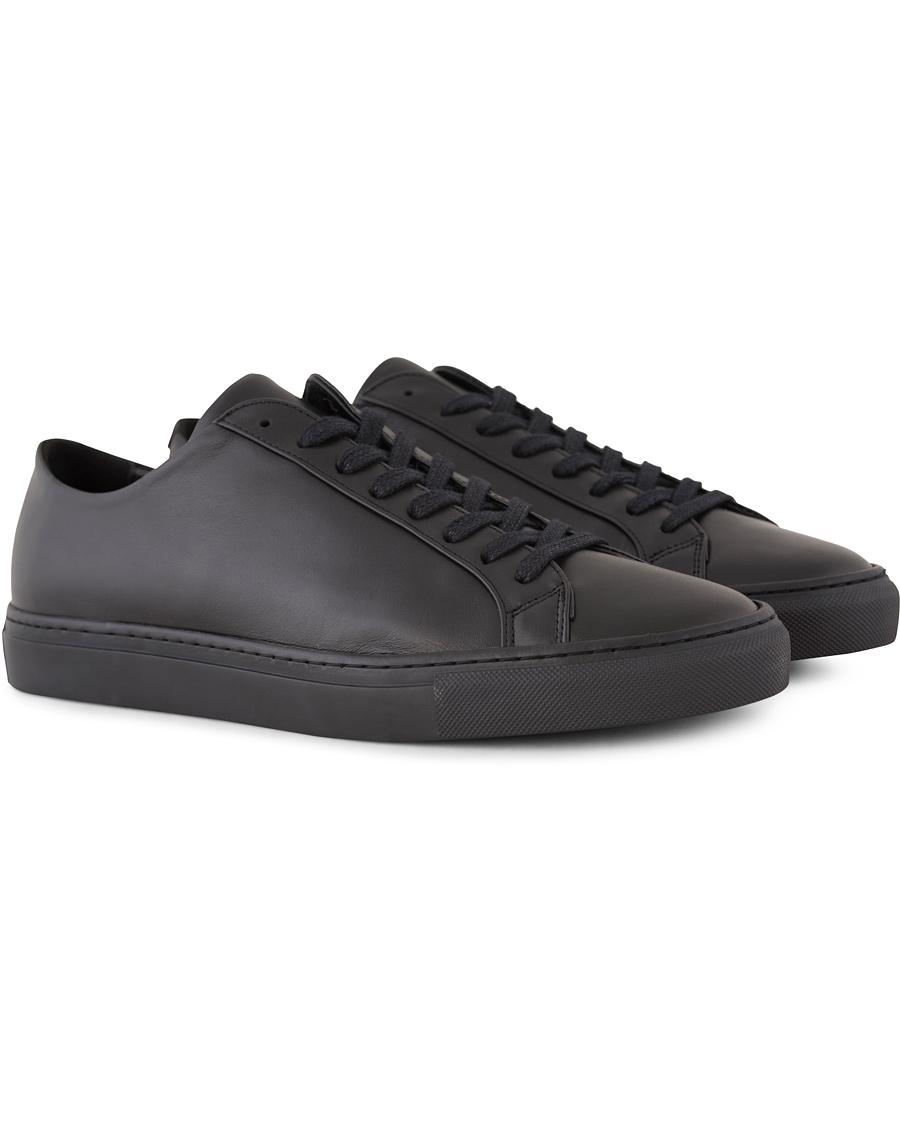 Filippa K M.Morgan Low Sneaker Black hos CareOfCarl.no