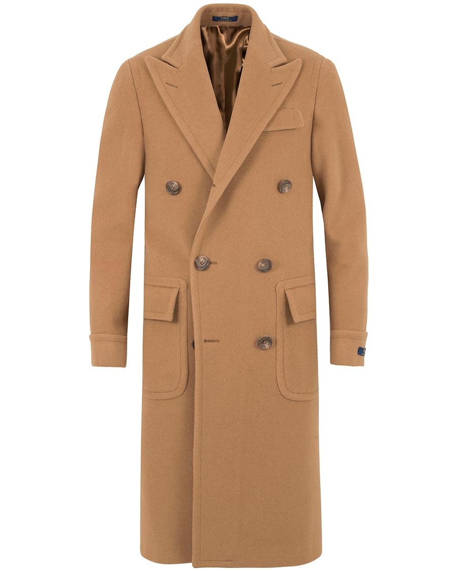 895514b32 Polo Ralph Lauren Clothing Camelhair Top Coat Camel hos CareOfCar