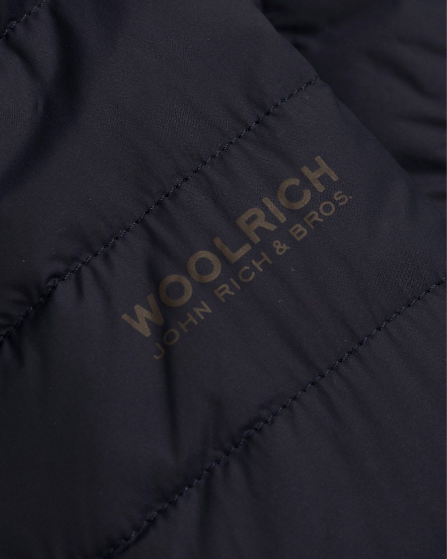 c1e62b6f8 Woolrich Comfort Stretch Jacket Navy hos CareOfCarl.no