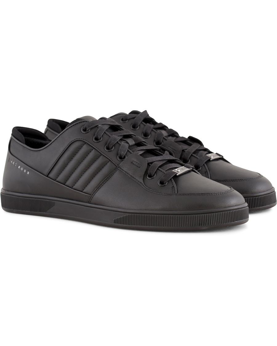BOSS Across Sneaker Black hos CareOfCarl.no