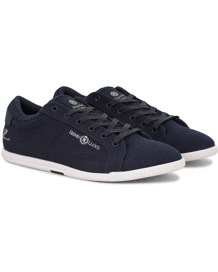 CareOfCarl hos Banbury Henri Canvas Lloyd no Sneaker Navy OkiPZXu