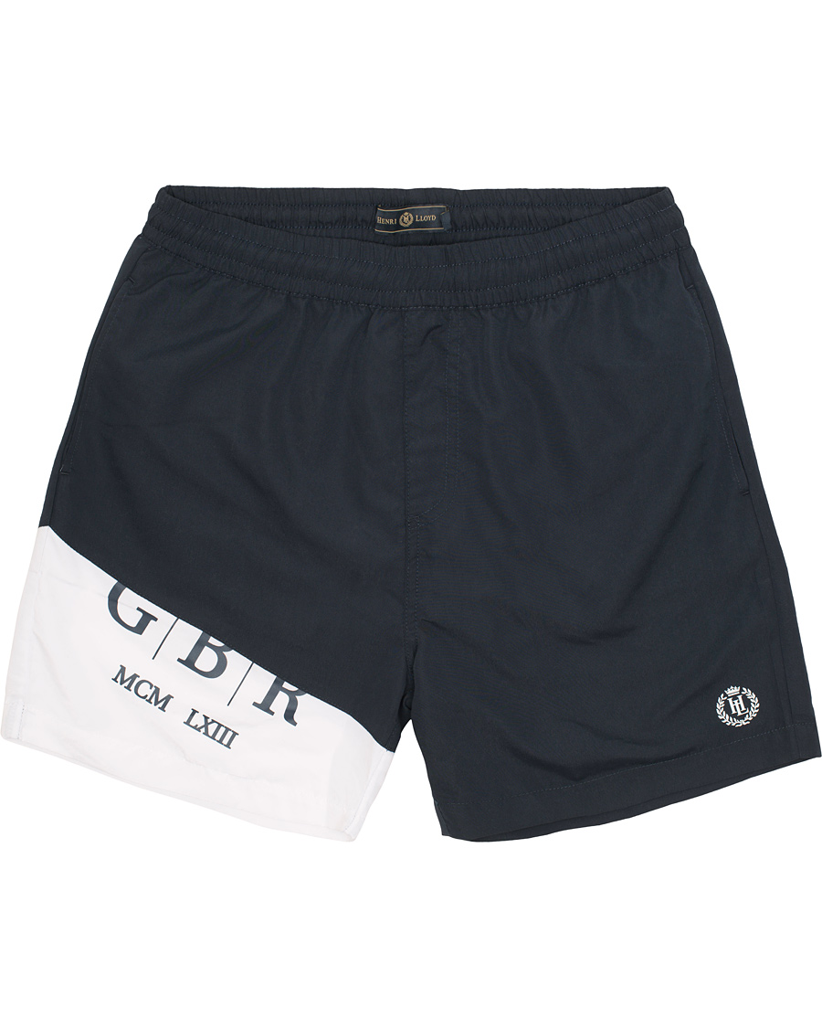 los angeles sale online high fashion Henri Lloyd Taperley Swim Short Navy hos CareOfCarl.no