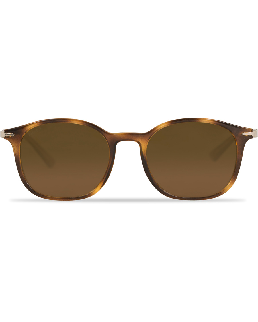 Persol 0PO3182S Polarized Sunglasses Havana
