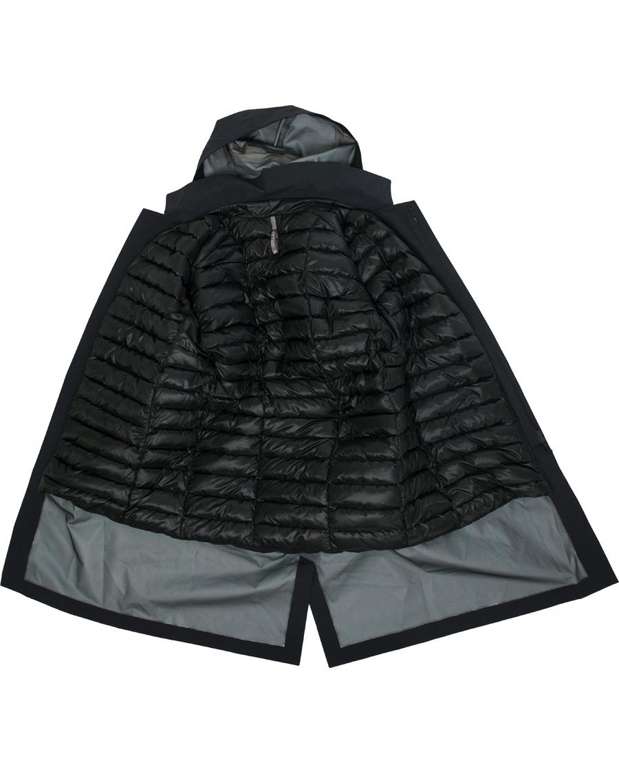 Arc'Teryx Veilance Anneal Down Jacket Black hos CareOfCarl.no