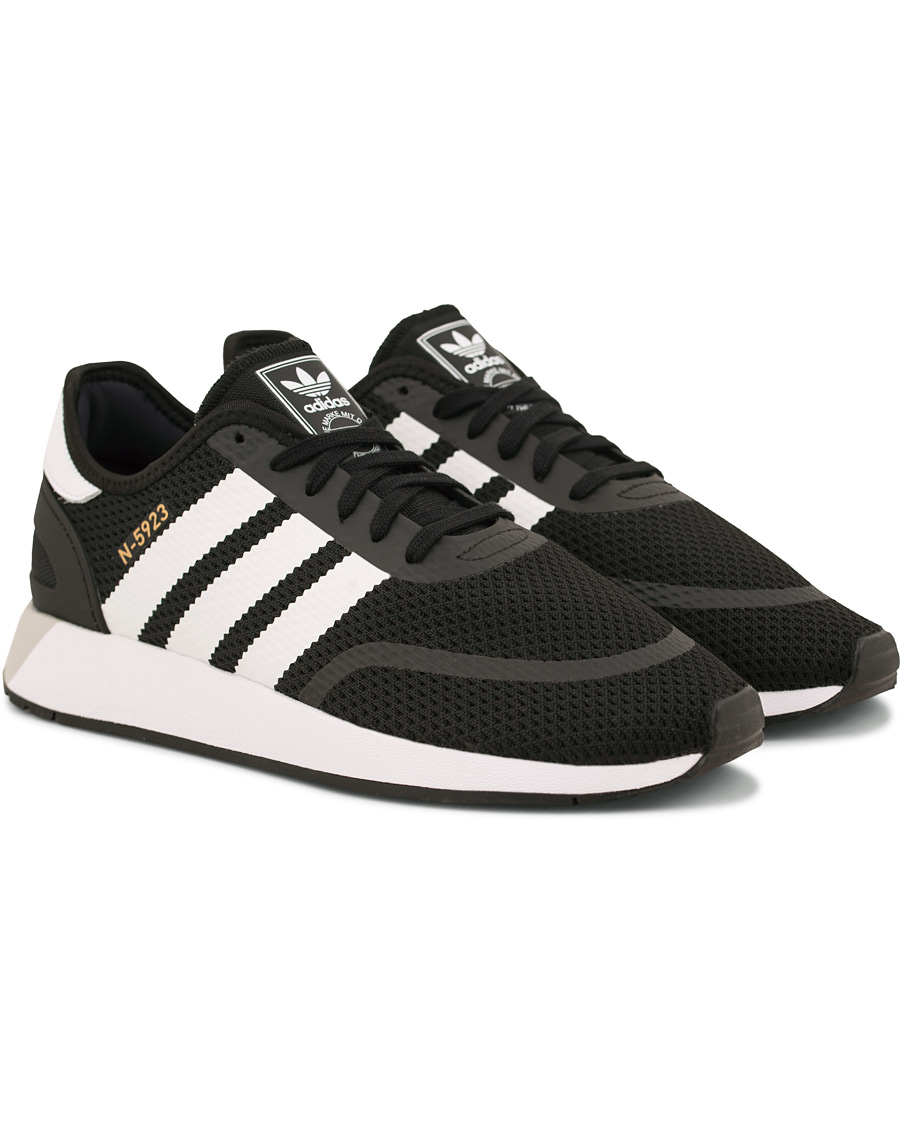 Adidas Originals N 5923 Runner Sneaker Black hos CareOfCarl.no
