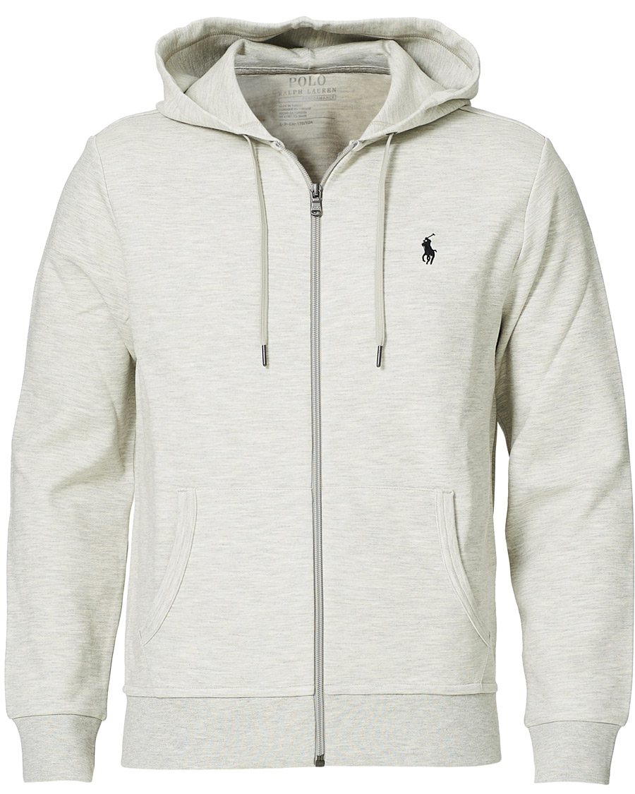 eda31377e418f ... closeout polo ralph lauren tech performance full zip hoodie light sport  heather 3c4ed e15a9