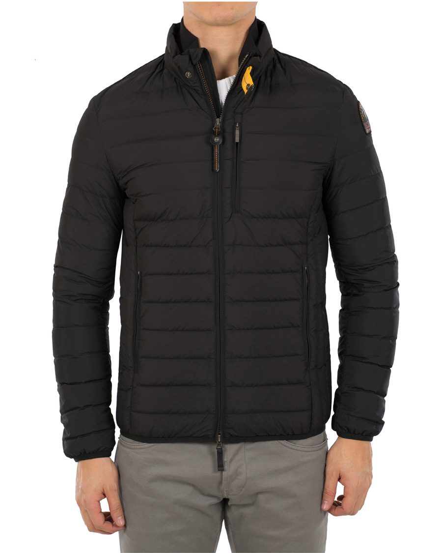 ... parajumpers ugo super lightweight jacket black