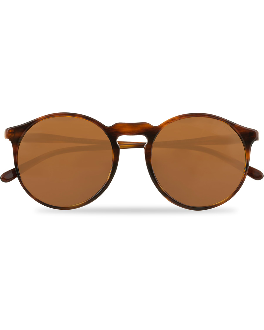 bbc7d34194cf Forskjellige Polo Ralph Lauren 0PH4129 Sunglasses Brown hos CareOfCarl.no  ZT-32