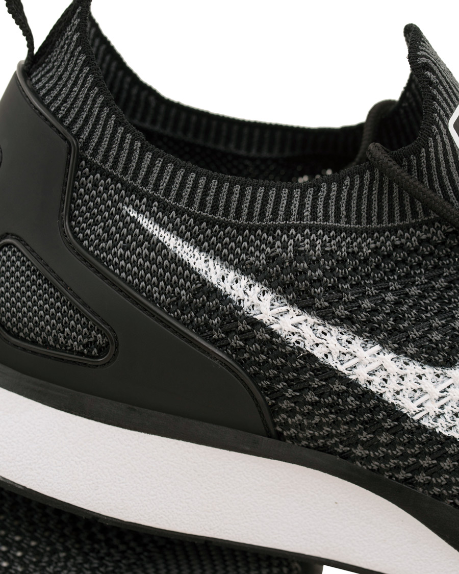 Nike Air Zoom Mariah Flyknit Racer Sneaker Black hos