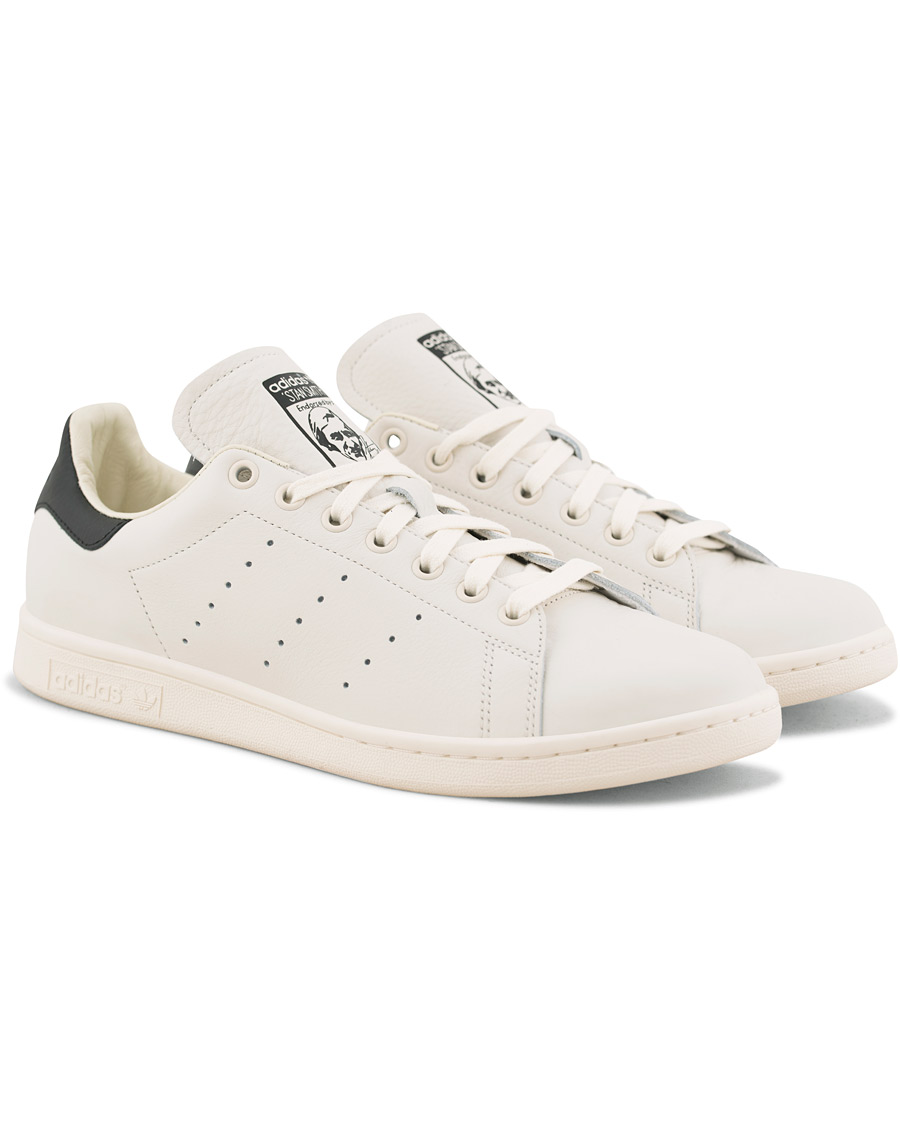 sports shoes 7f908 e4d06 adidas Originals Stan Smith Leather Sneaker White Black