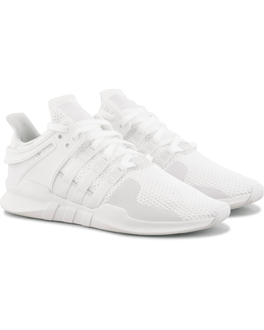 adidas Originals EQT Support ADV Running Sneaker White hos