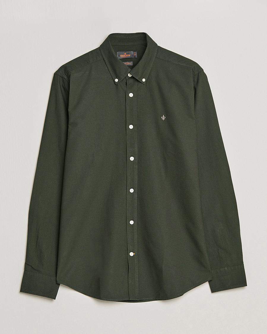 Solid farget oxford skjorte | Tailor Store®