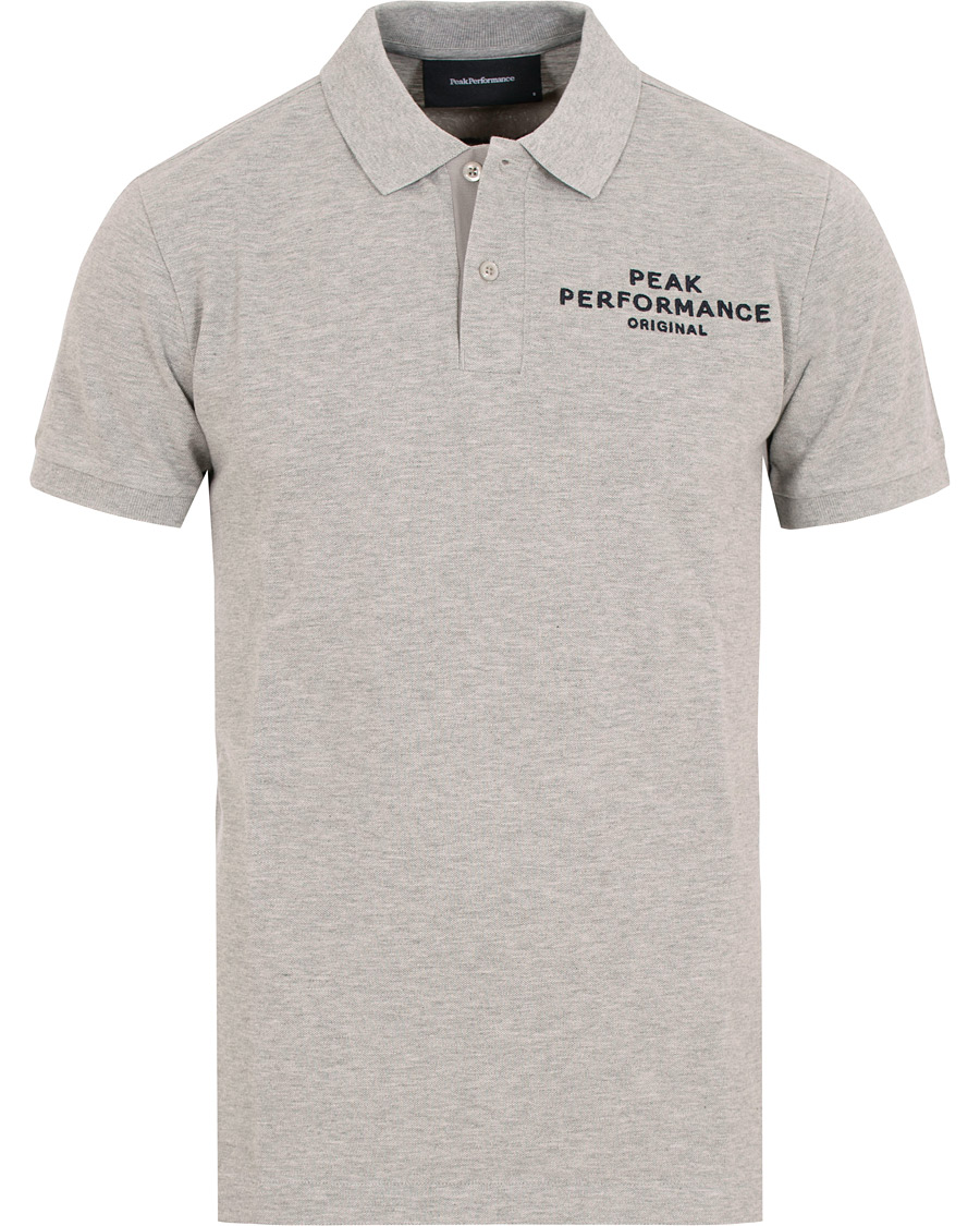 Vi anbefaler billig 100% Cotton Menn Peak Performance T