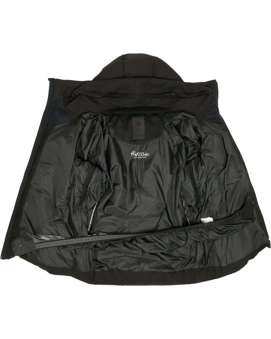 Descente Allterrain Mizusawa Down Jacket Black hos CareOfCarl.no