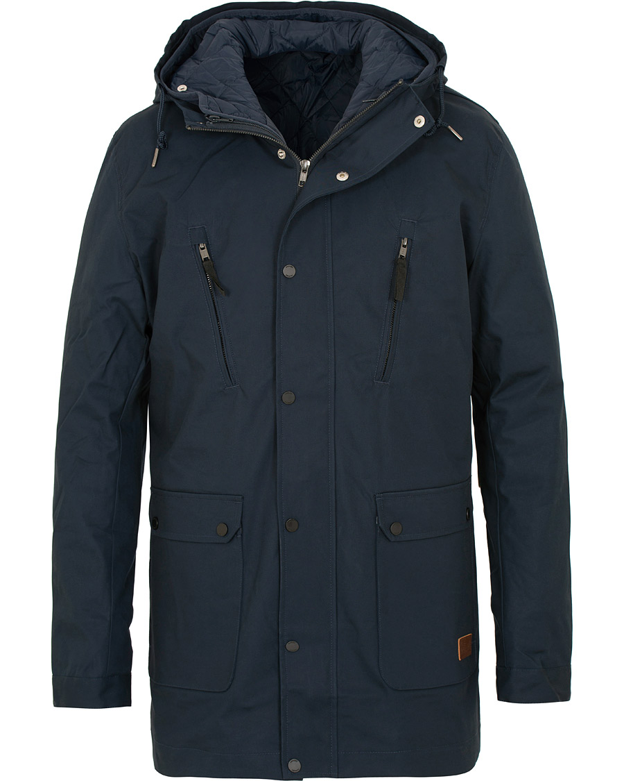 DARK SAPPHIRE Beaufort jacket 3955 | Samsøe Samsøe | Jakker