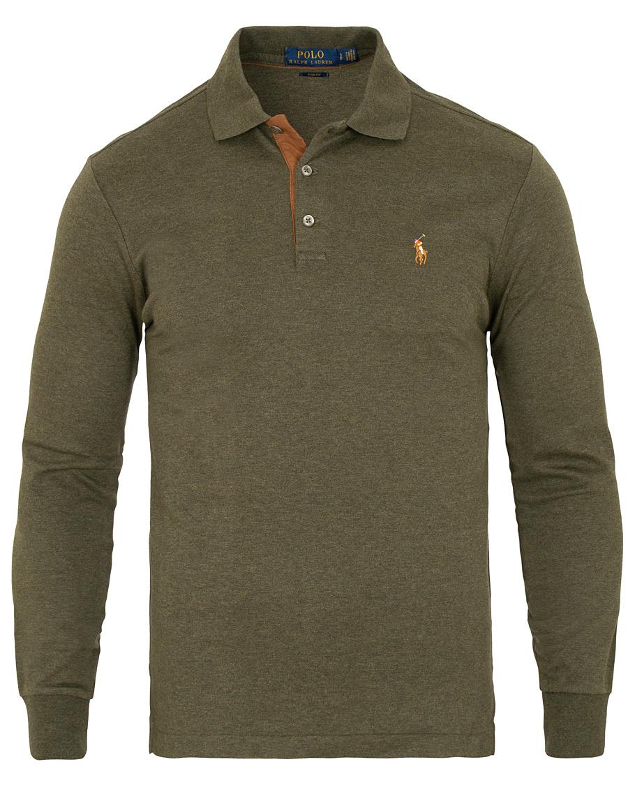 Polo Ralph Lauren Alpine Long Sleeve T Shirt