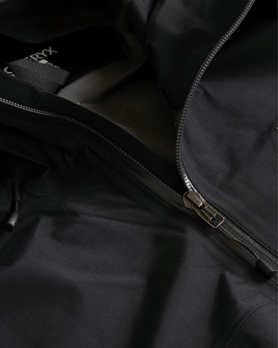 Arc'Teryx Alpha SL GORE TEX Jacket Black hos CareOfCarl.no