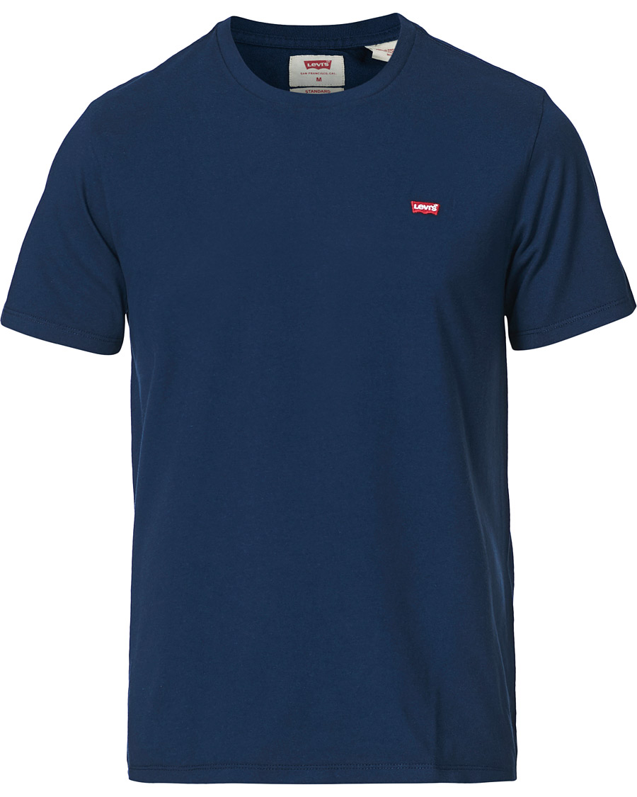 Levi's Men's Original T Shirt, Blue
