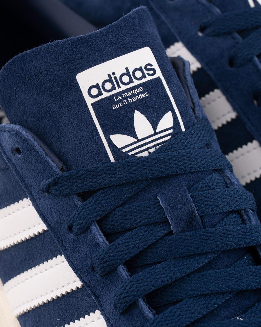 adidas Originals Campus Sneaker Dark Blue hos CareOfCarl.no