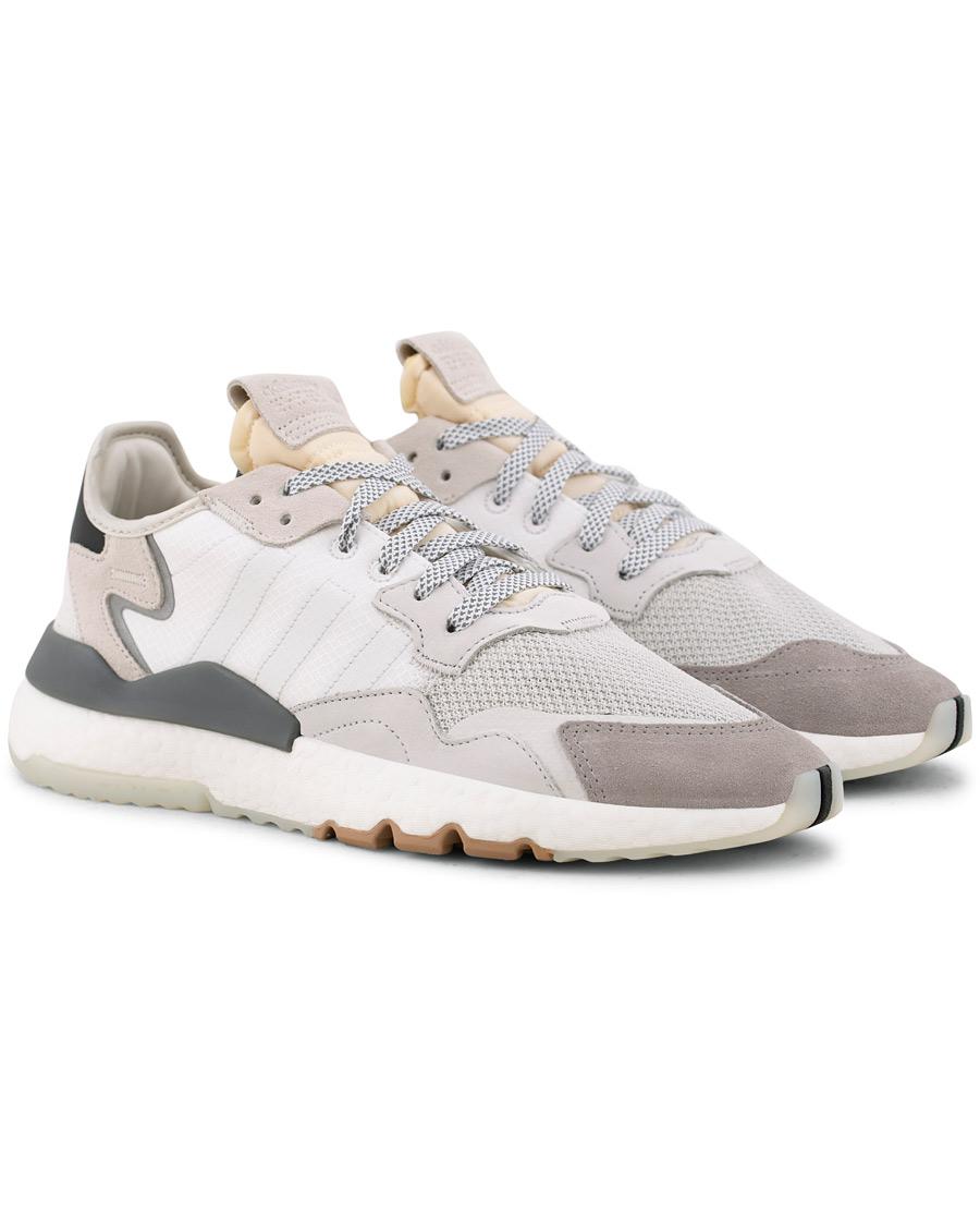 adidas Originals NITE JOGGER Joggesko footwear white