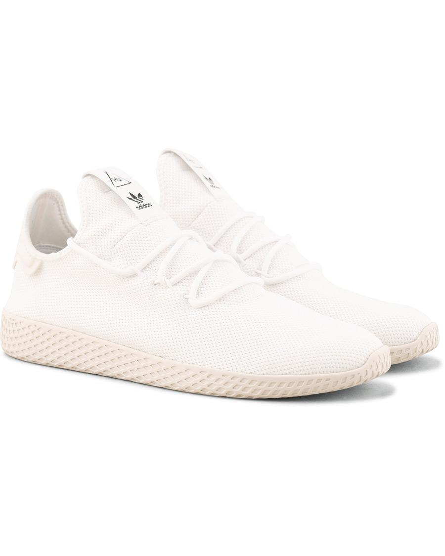 adidas Originals PW Tennnis Sneaker White hos CareOfCarl.no