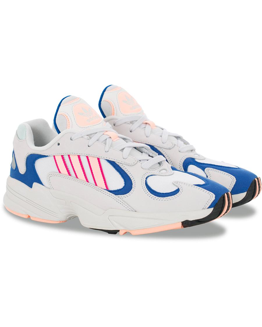 adidas Originals Yung 1 Sneaker Crystal White hos CareOfCarl.no