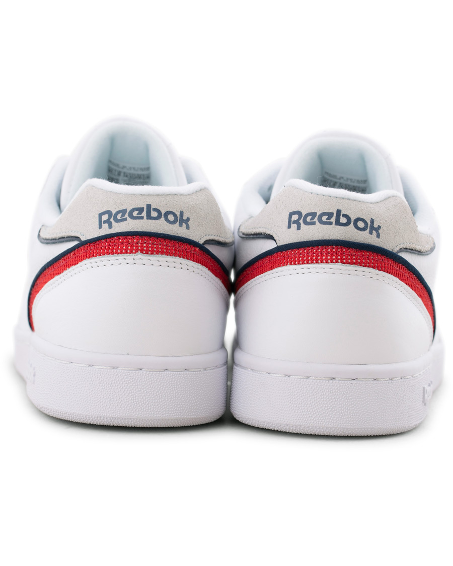 Reebok ACT 300 Mu Low Sneaker White hos CareOfCarl.no