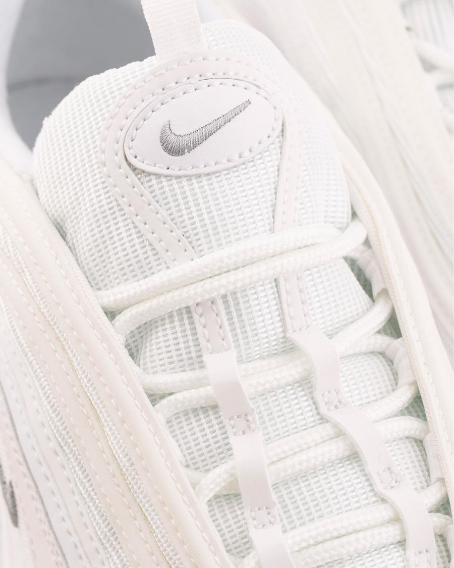 Nike Air Max 97 Sneaker White hos CareOfCarl.no