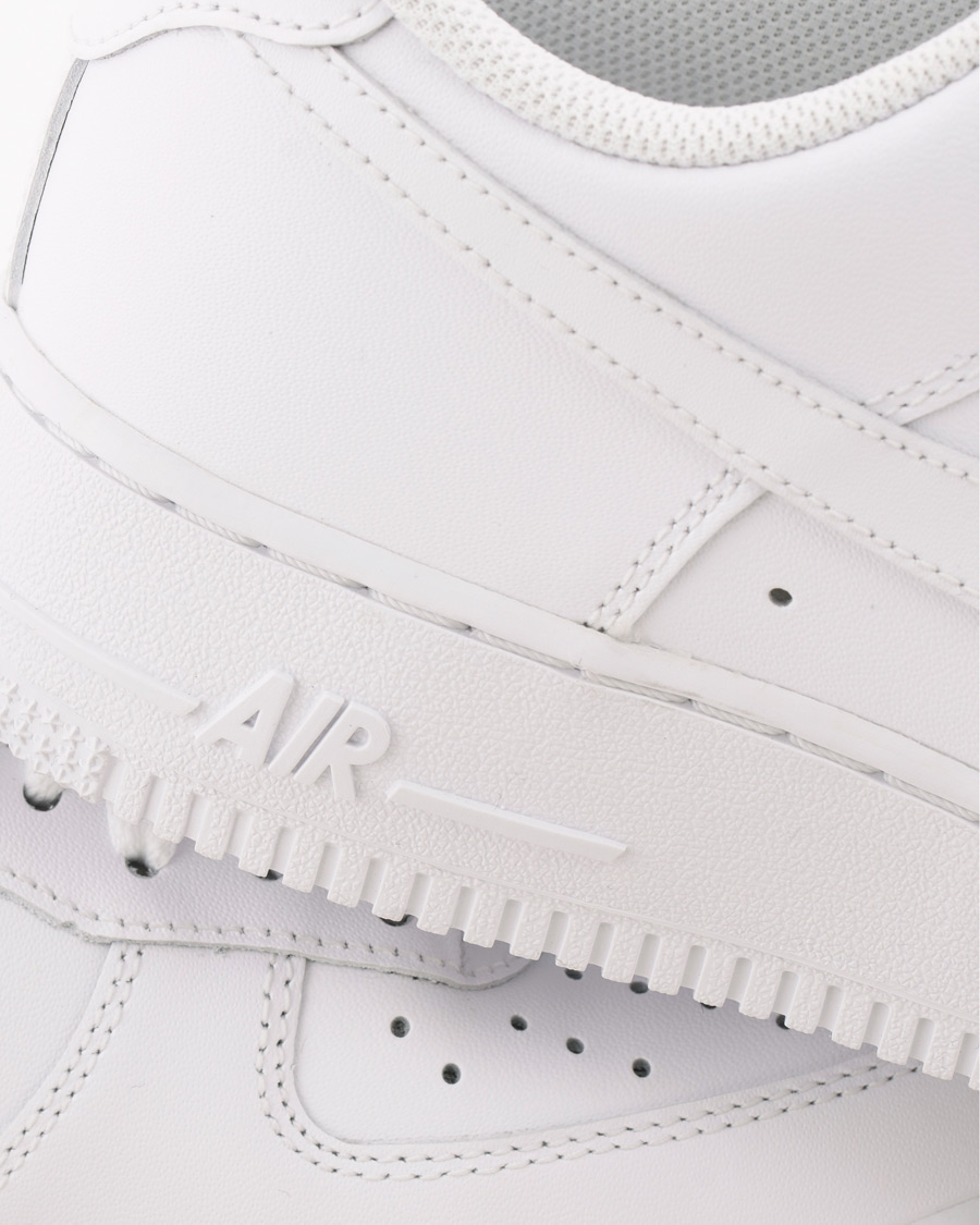 Nike Air Force Sneaker White hos CareOfCarl.no