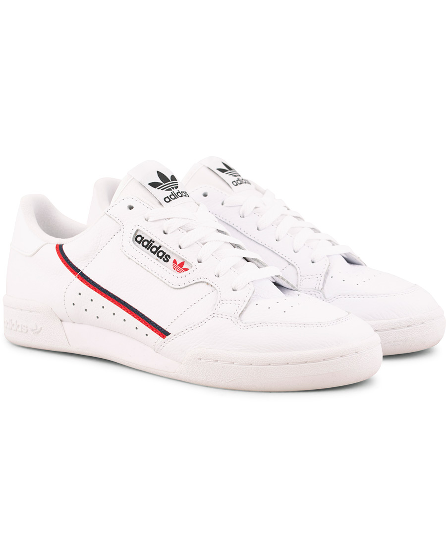 adidas Originals Continental 80 Sneaker White UK6 EU39 13