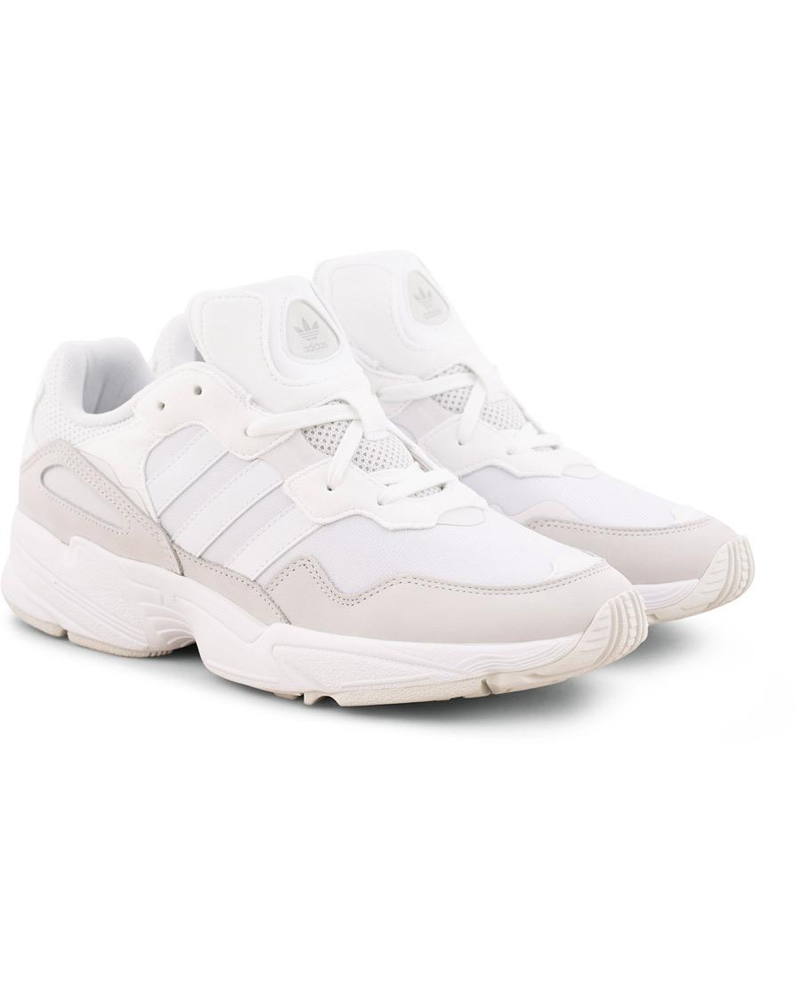 adidas Originals Yung 96 Sneaker White hos CareOfCarl.no