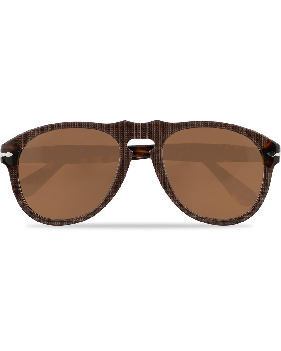 Persol 0PO0649 Sunglasses Brown
