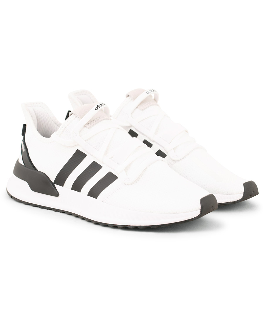 adidas Originals U_Path Run Sneaker White hos CareOfCarl.no