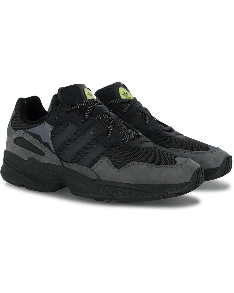 adidas Originals Night Vision Yung 96 Sneaker Core Black hos