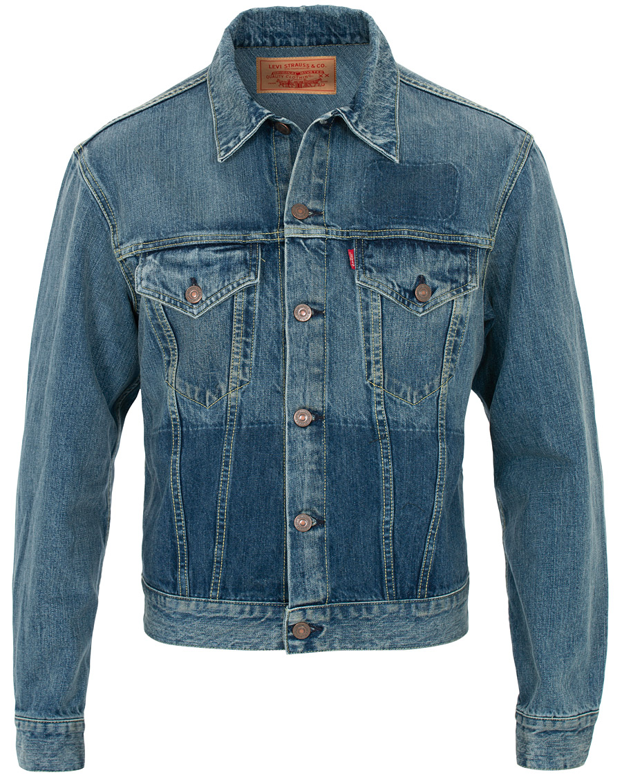 Levi's Vintage Clothing 1961 Type III Trucker Denim Jacket Sioux