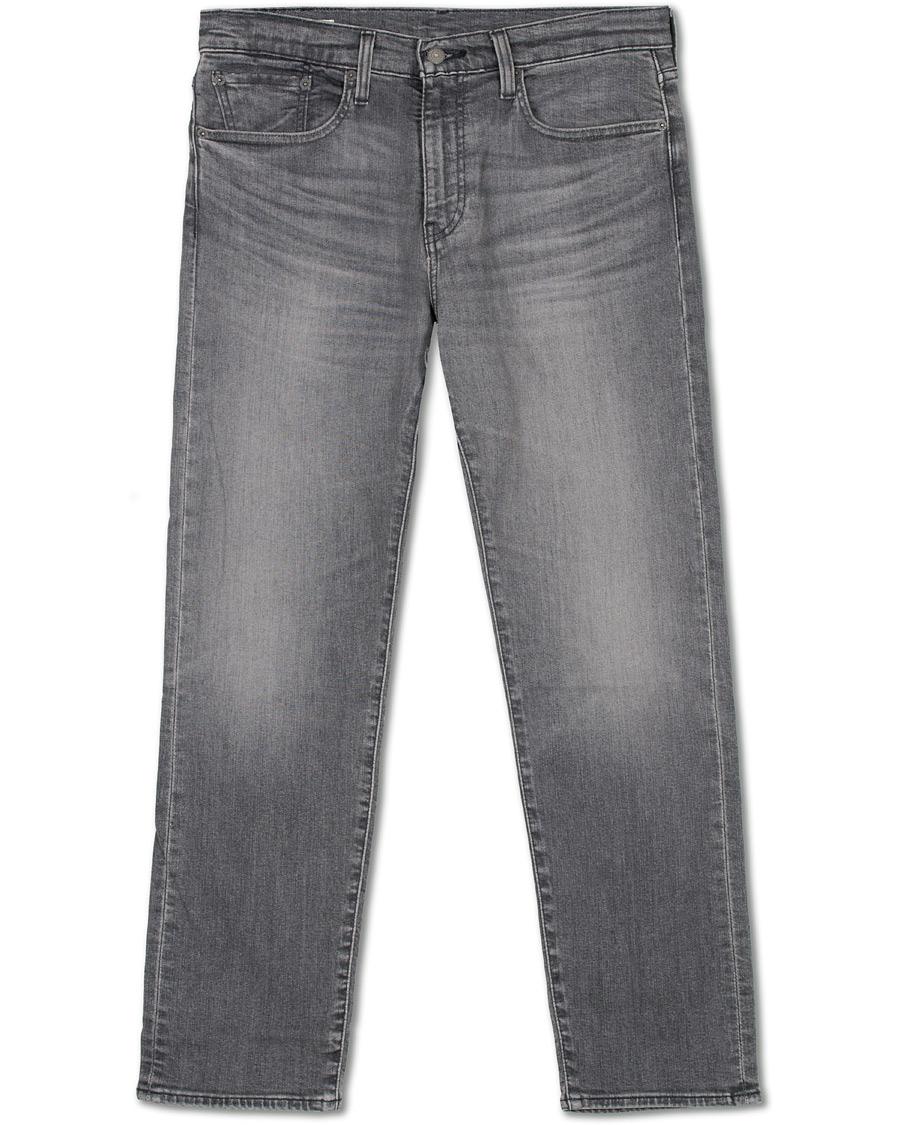 Levi's 512 Slim Taper Fit Stretch Porcini Overt Jeans Grey